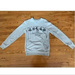 Walt Disney World Four Parks Crewneck Sweatshirt